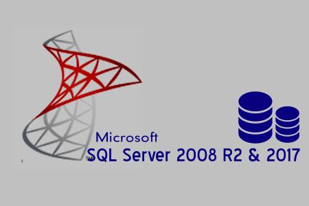 آموزش مقدماتیsql server 2008 R2 and 2017 در SSMS 2019